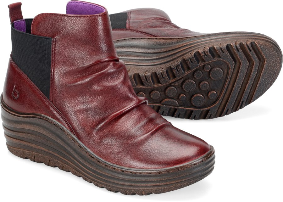 Bionica Gilford : Russet Red - Womens