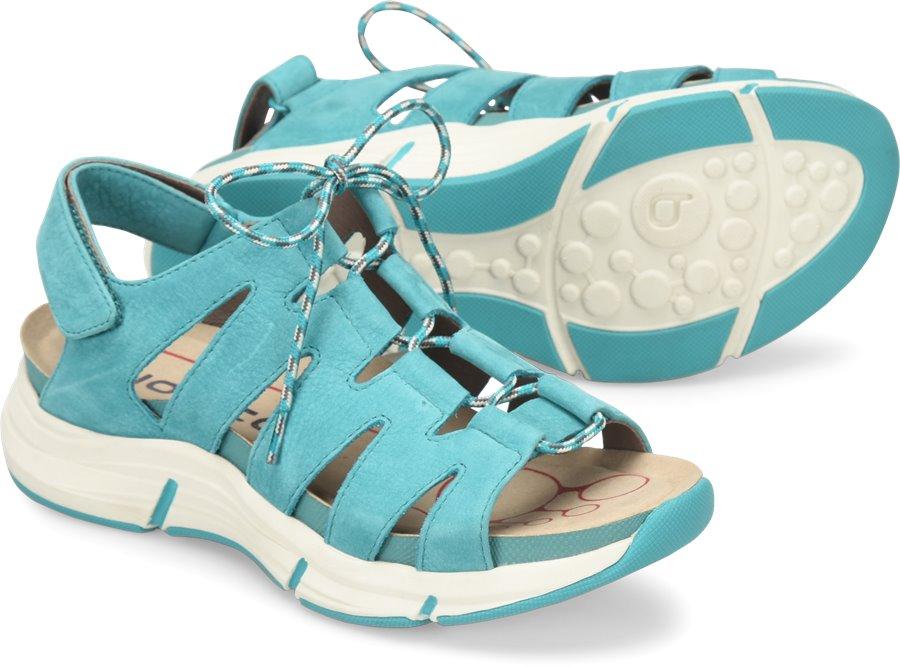 Bionica Olanda : Turquoise - Womens