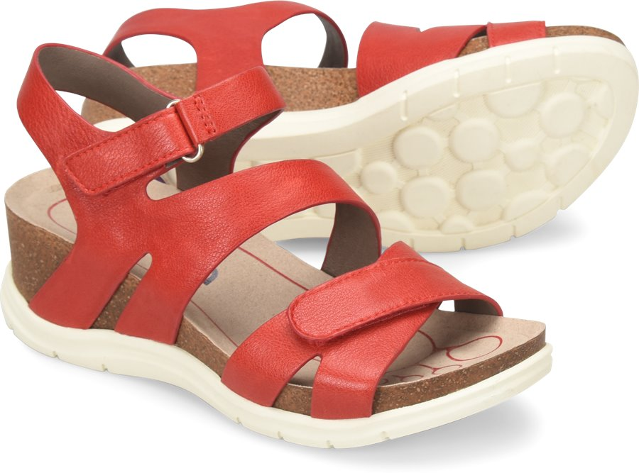 Bionica Passion : Fire Red - Womens