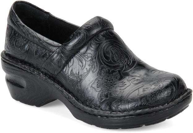 Andria - Black Tooled