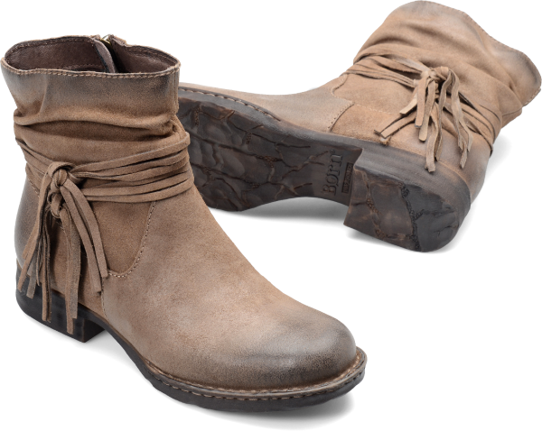 BORN Cross : Beige/Tan - Womens