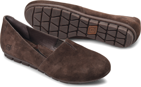 BORN Sebra : Brown - Womens