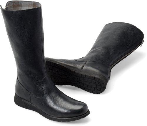 Born Minnola In Black Born Womens Boots On Bornshoes Com