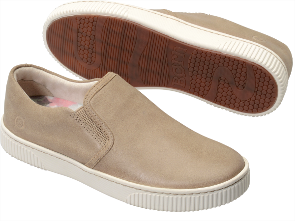 BORN Richie : Beige/Tan - Womens