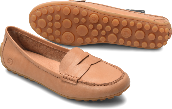 BORN Malena : Beige/Tan - Womens