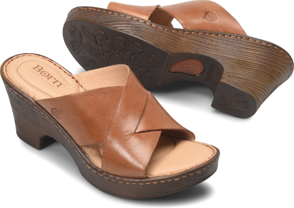 BORN Coney : Brown - Womens