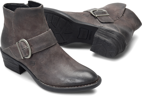 BORN Baloy : Gray - Womens