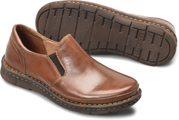 BORN Mayflower : Brown - Womens