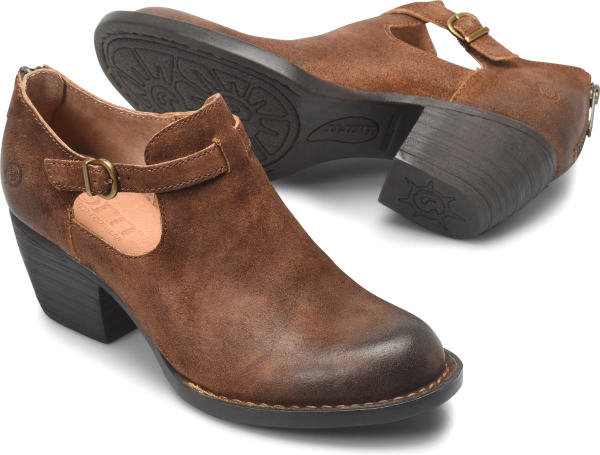 BORN Mendocino : Brown - Womens