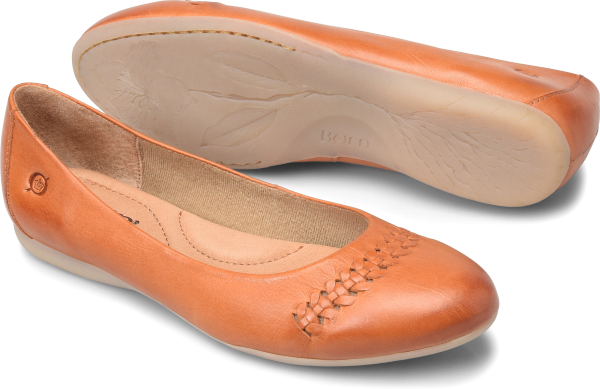 BORN Madeleine : Orange - Womens