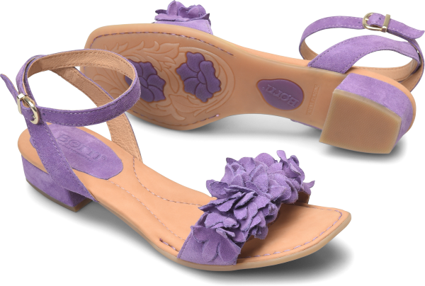 BORN Bouvet : Purple - Womens