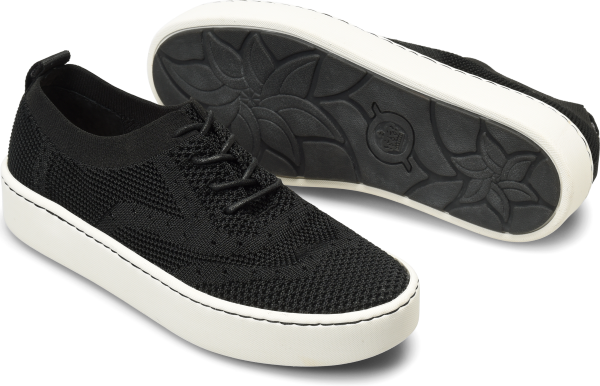 BORN Sunburst : Black - Womens