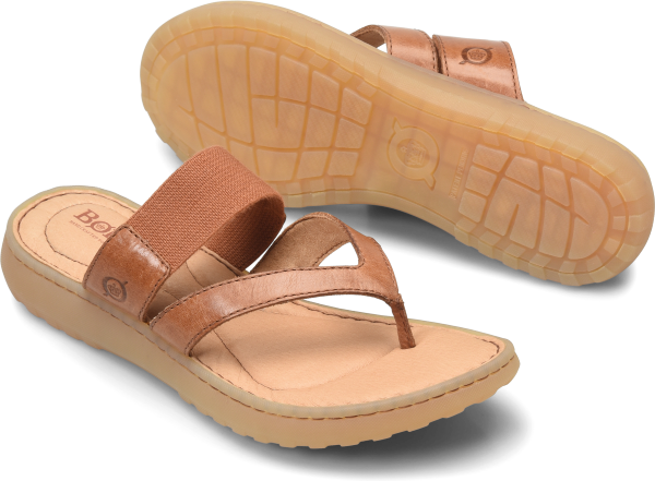 BORN Nevis : Brown - Womens