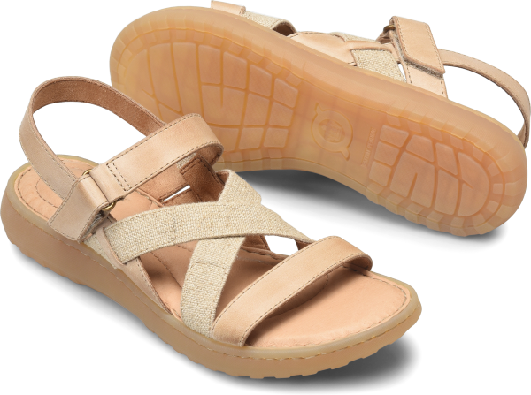 BORN Manta : Beige/Tan - Womens