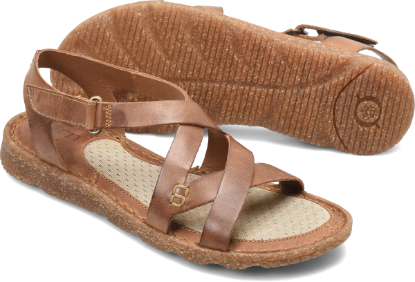 BORN Trinidad : Brown - Womens