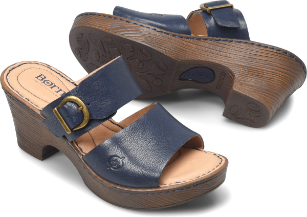 BORN Carrabelle : Blue - Womens