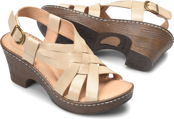BORN Crevalle : Brown - Womens