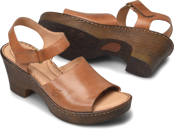 BORN Canna : Brown - Womens