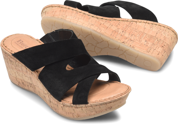 BORN Padron : Black - Womens