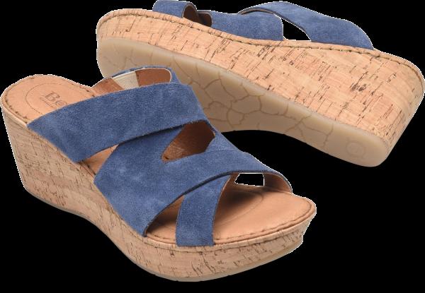 BORN Padron : Blue - Womens