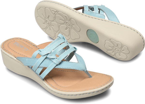 BORN Tansey : Blue - Womens