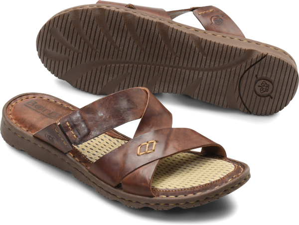 BORN Hayka : Brown - Womens