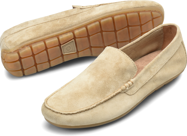 BORN Allan : Beige/Tan - Mens
