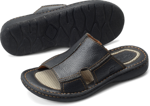 BORN Jared : Black - Mens