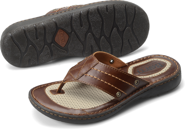 BORN Jonah : Brown - Mens