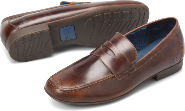 BORN Dave : Brown - Mens