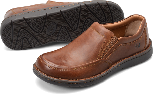 BORN Luis : Brown - Mens