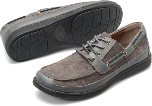 BORN Harwich : Gray - Mens