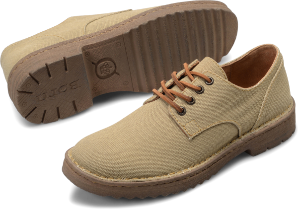 BORN Samson : Beige/Tan - Mens