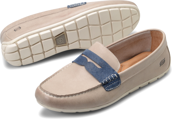 BORN Andes Penny Loafers
