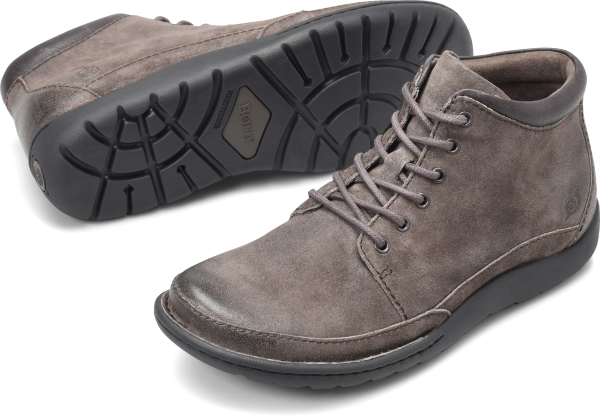 BORN Nigel Boot : Gray - Mens