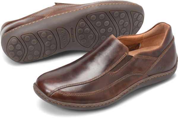 BORN Baker : Brown - Mens