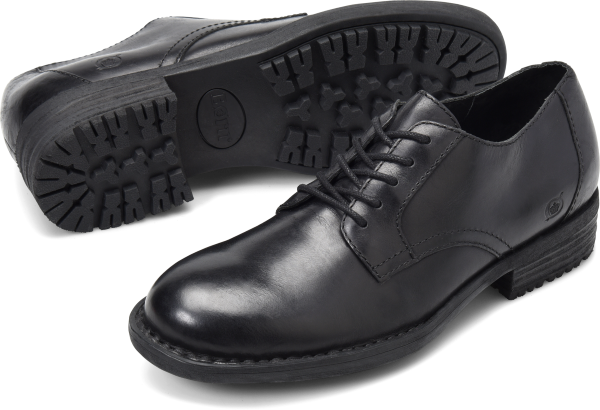 BORN Decker : Black - Mens