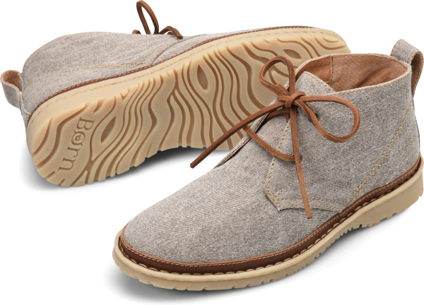 BORN Elk II : Beige/Tan - Mens