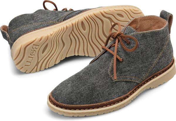BORN Elk II : Gray - Mens