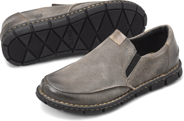 BORN Brewer : Gray - Mens
