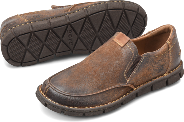 BORN Brewer : Brown - Mens