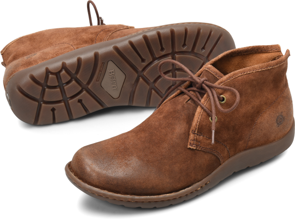 BORN Nigel Chukka : Brown - Mens