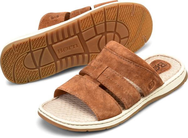 BORN Sail : Brown - Mens