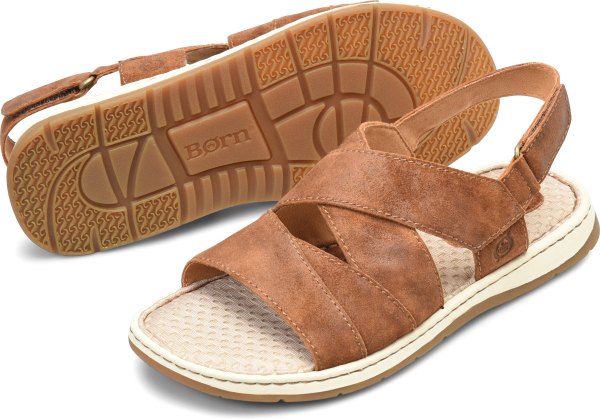 BORN Shell : Brown - Mens