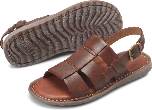 BORN Surf : Brown - Mens