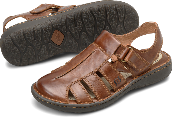 BORN Justice : Brown - Mens