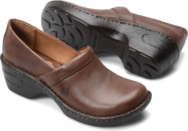 BORN Toby II : Brown - Womens