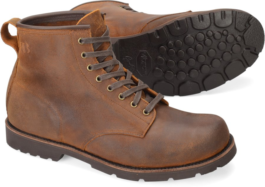 Brooklyn Boot Rough Lands : Roughed Out - Mens