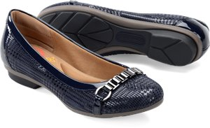 Navy/Night Navy Comfortiva Madeira