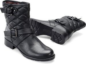 Black Comfortiva Vestry